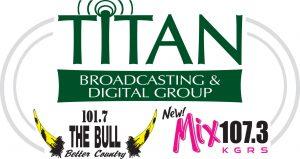Titan Broadcasting Logo